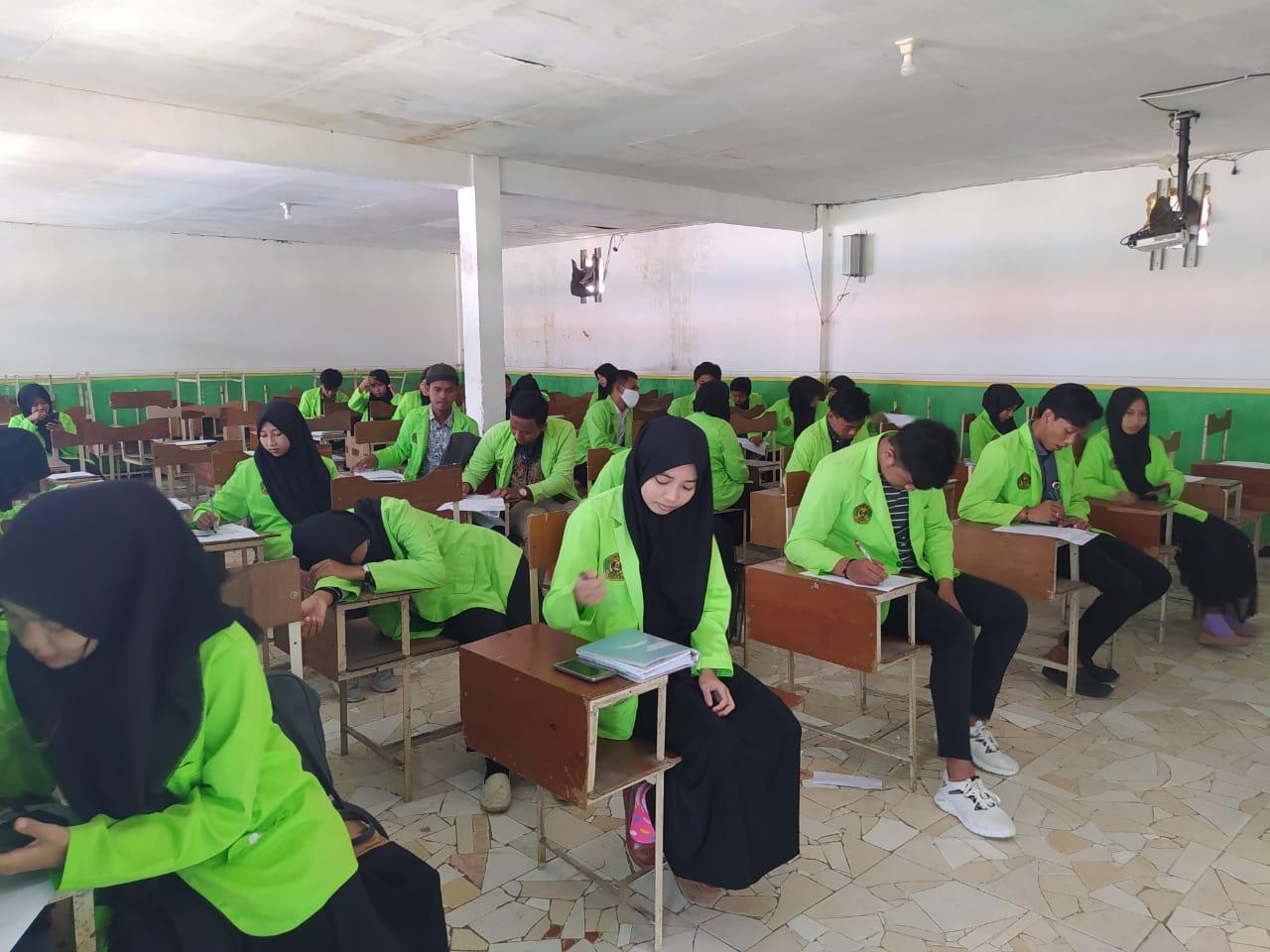 Selamat dan Sukses Ujian Akhir Semester (Gasal) STAI Darul Hikmah T.A. 2020/2021