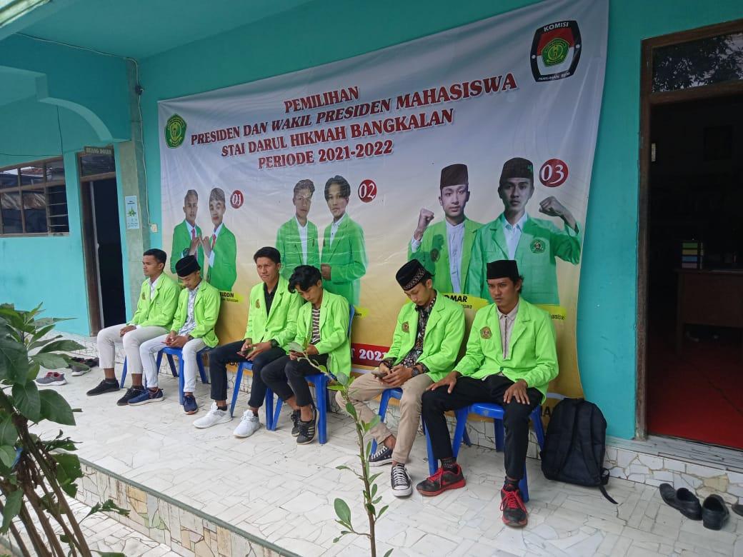 Keseruan Pemilihan Ketua BEM STAI Darul Hikmah Bangkalan